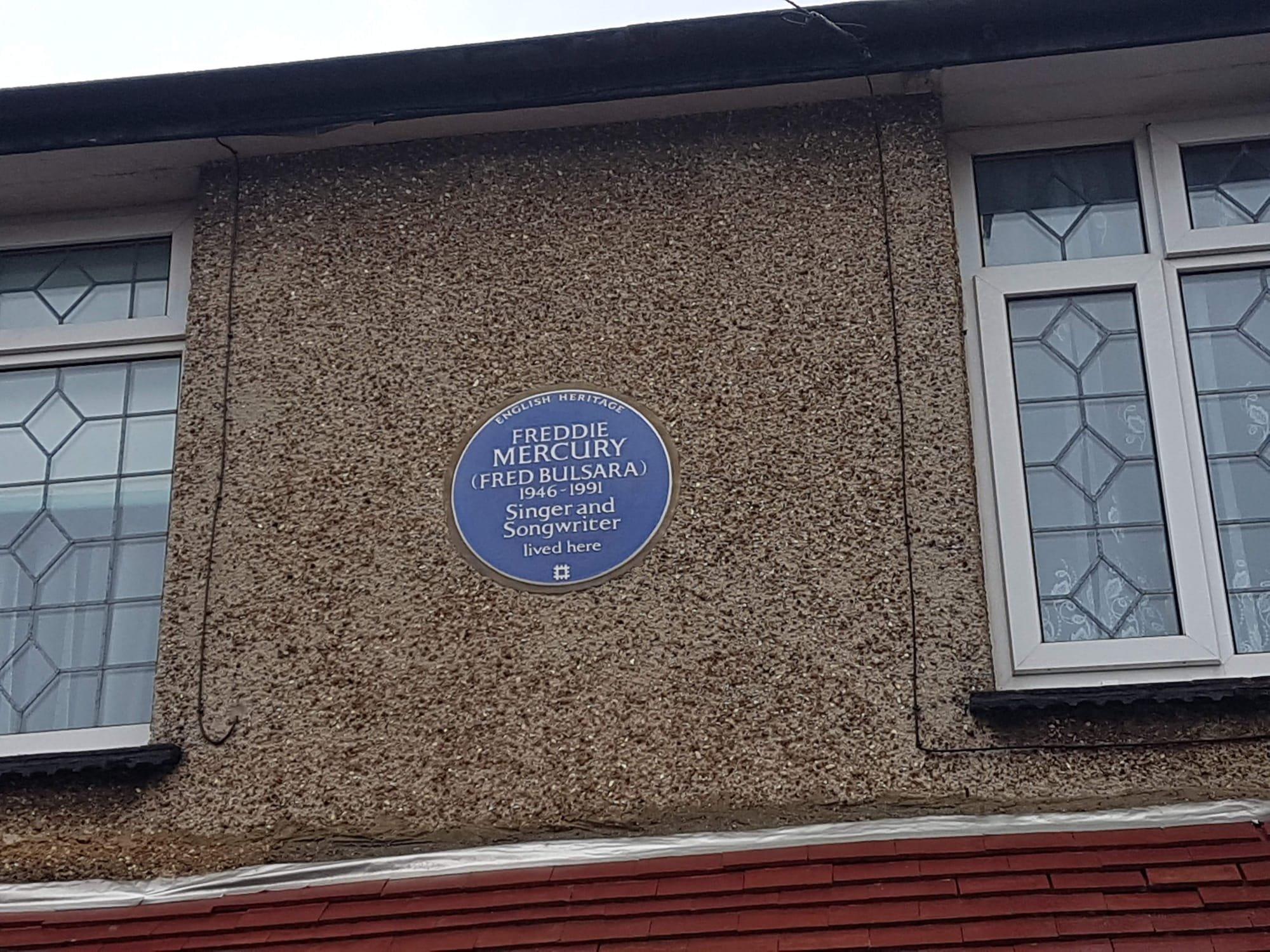 feltham blue plaque
