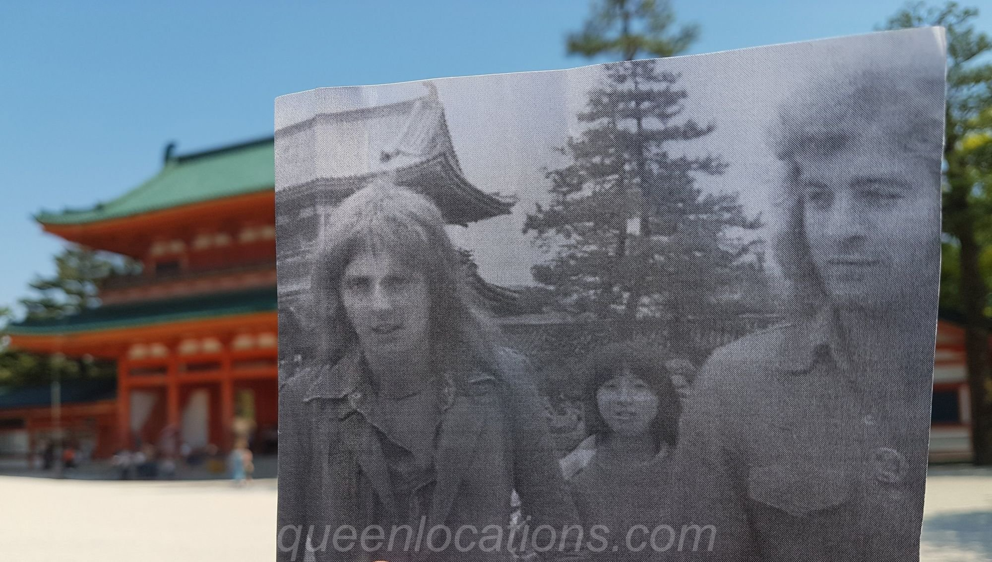 Kyoto Roger Taylor Queen