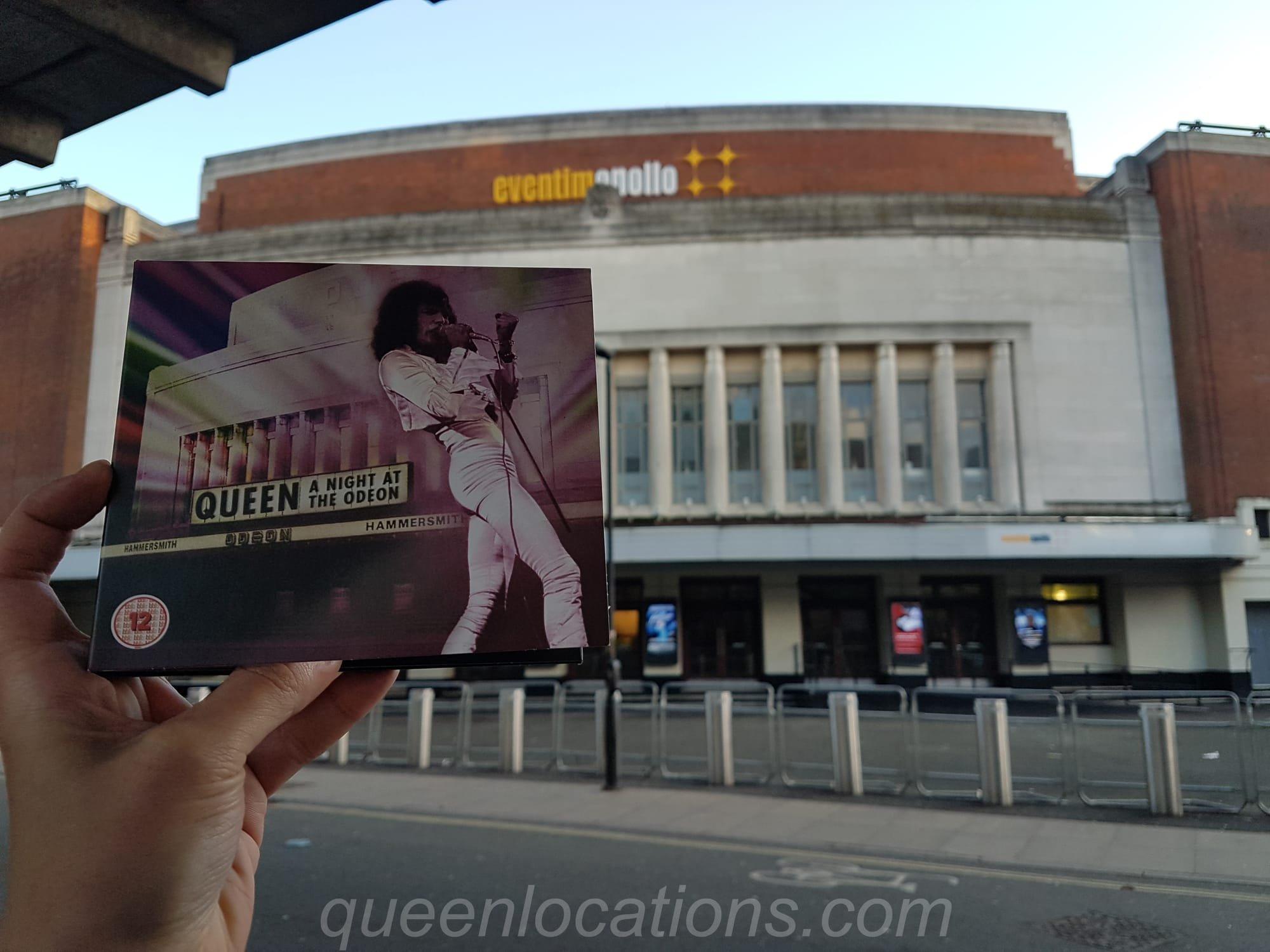 Hammersmith Odeon