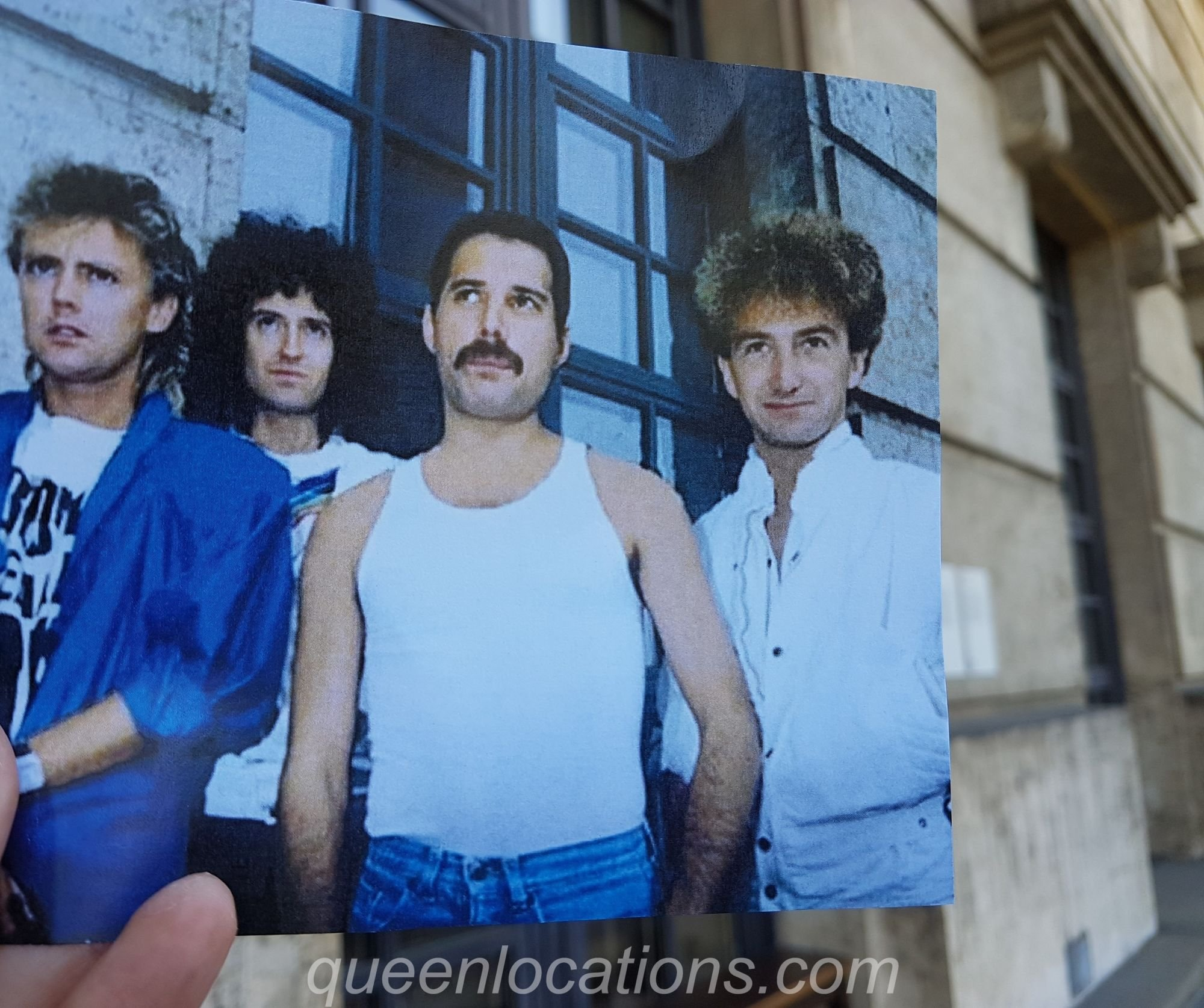 Queen in Munich