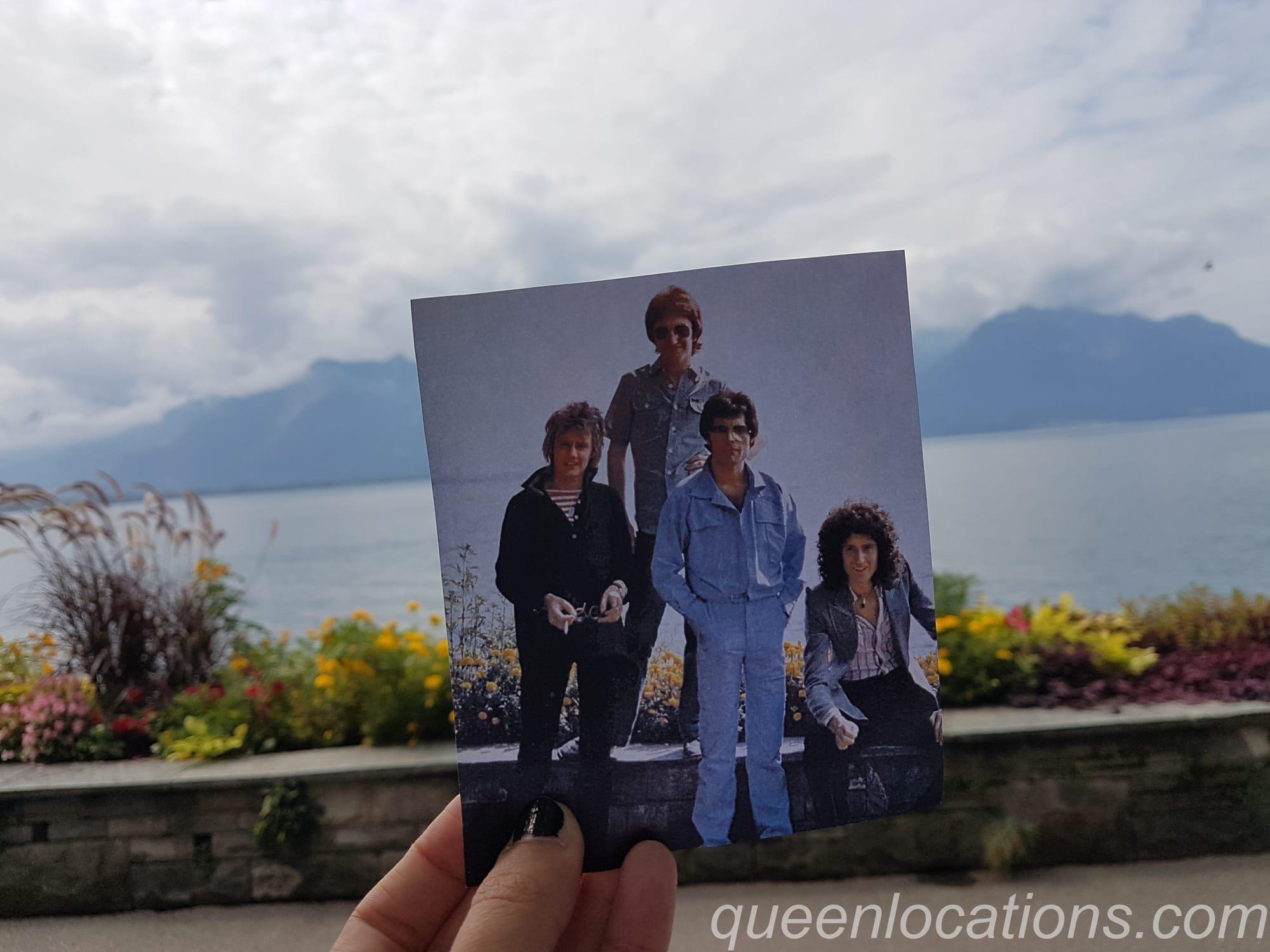 Lac Léman Queen Lake Geneva