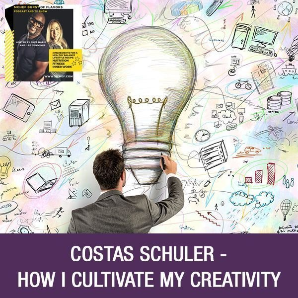 Costas Schuler - How I Cultivate My Creativity