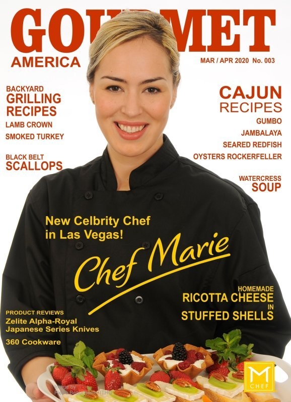 New Chef in Las Vegas