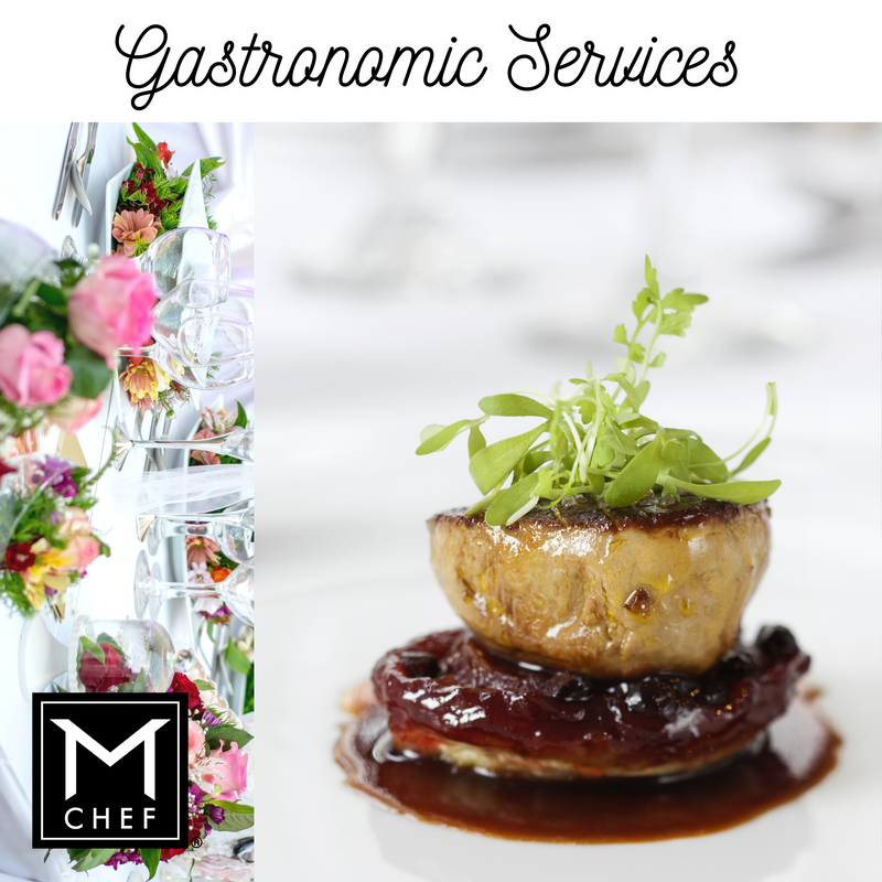 Chef Marie Signature 3-7 Course Menu - The Gastronomic & Musical Dining Experience