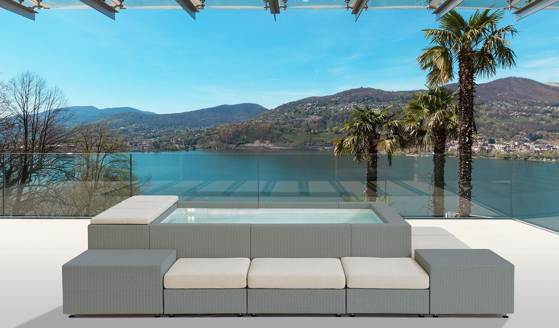 Mini Laghetto Per Terrazzo scegli la tua mini piscina tra i nostri modelli