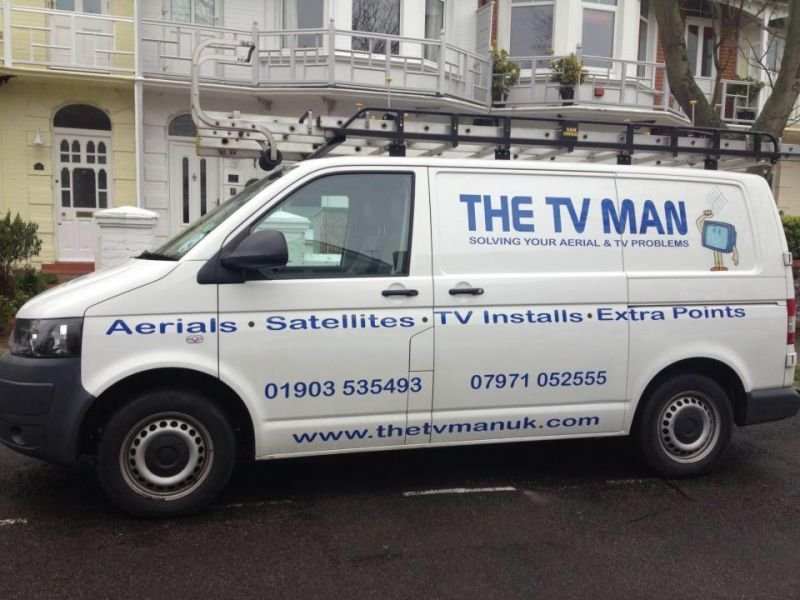 The TV Man