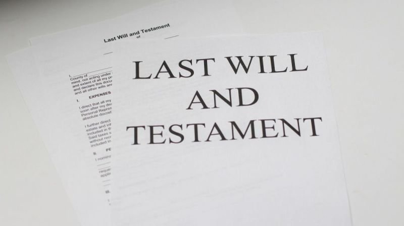 Simple Will/Power of Attorney and Medical Directive