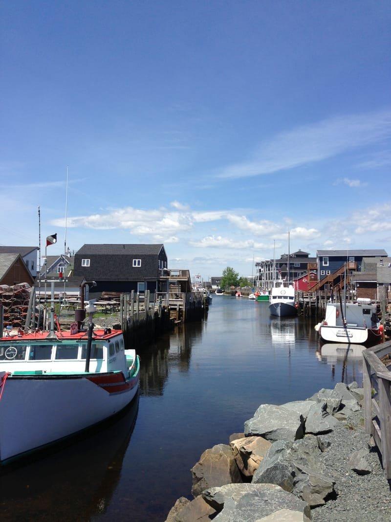 Halifax Titanic & Fisherman's Cove