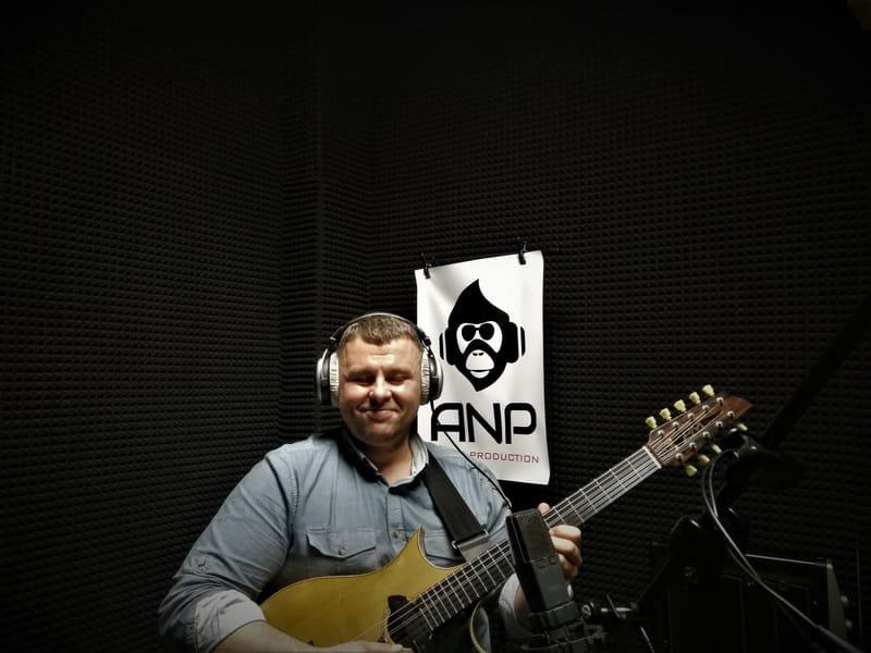 PetarMilanov - Tambulir, guitars, double bass