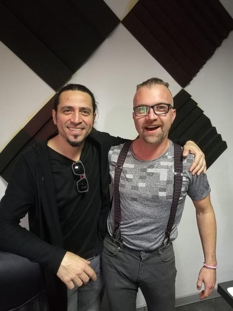 Vladimir Mihaylov and Aleks