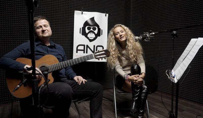 Dessy Dobreva and Cvetan Nedyalkov