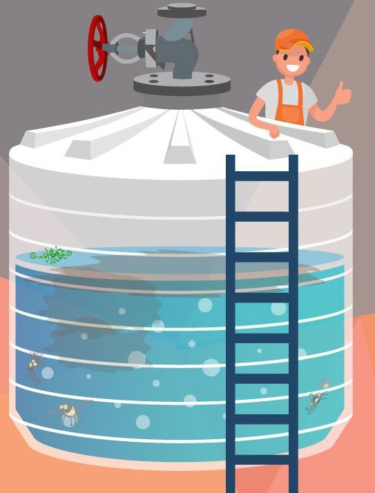 شركة تنظيف خزانات بجدة   0556676529  