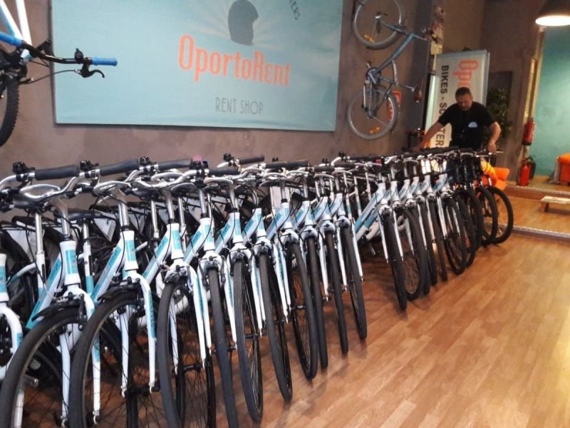 Sardinhas Bike & E-Bike Rental