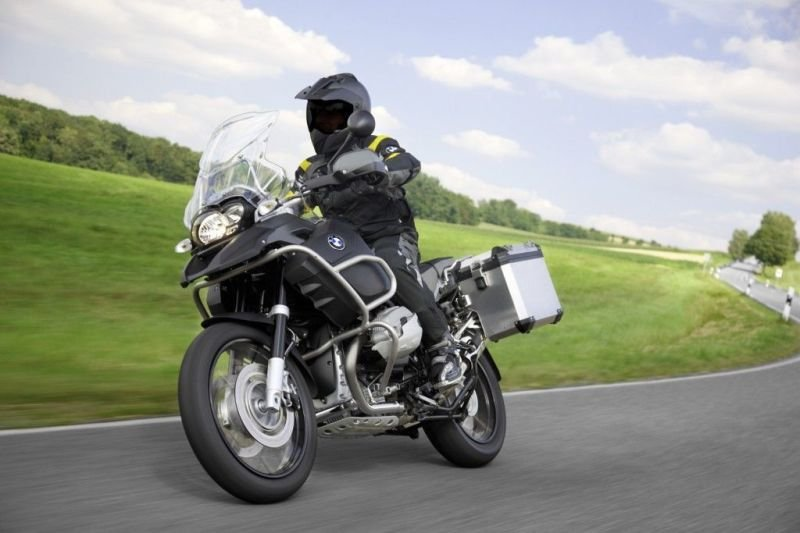 BMW Motorcycle Rental