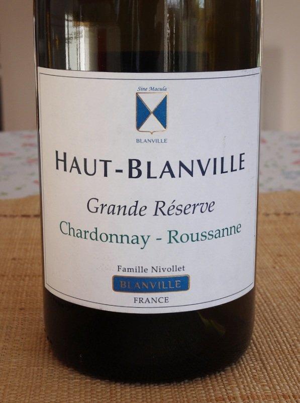 Haut Blanville Cuvée Grande Réserve