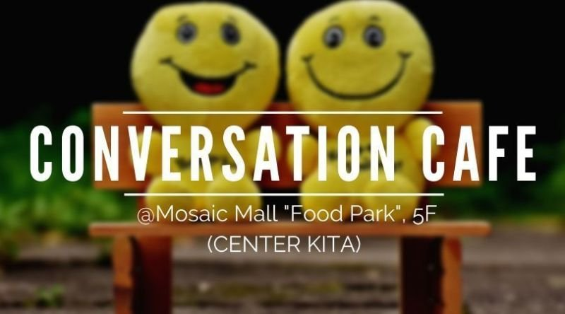 02/24 (月) (19:30) Conversation Cafe