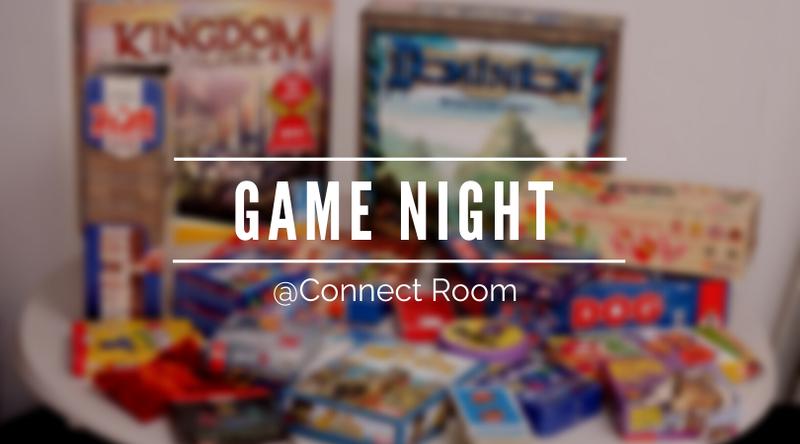 03/21 (土) (19:00) Game Night