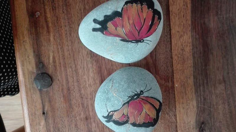 Vlinders leyla