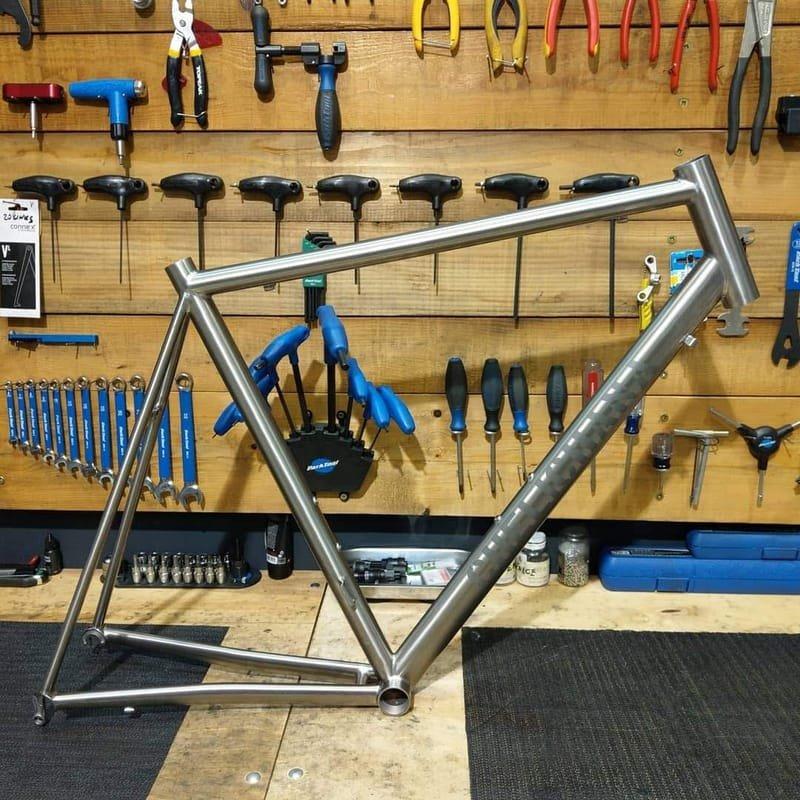 Custom slaganje bicikala