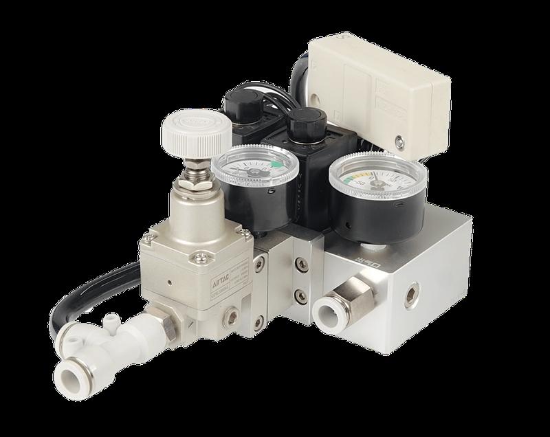iPCU-CMN Integrated Passive Control Unit -- Compact model