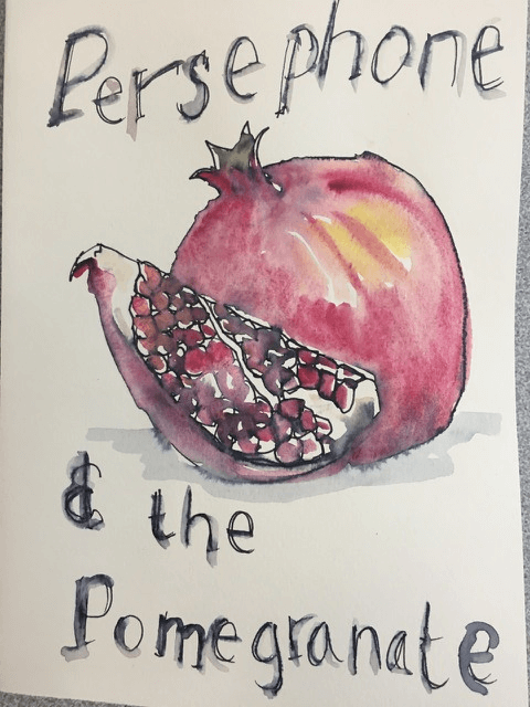 03/04/19 Launch of Persephone and the Pomegranate.