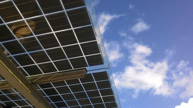 SOLAR POWER PLANT IN ODESSA