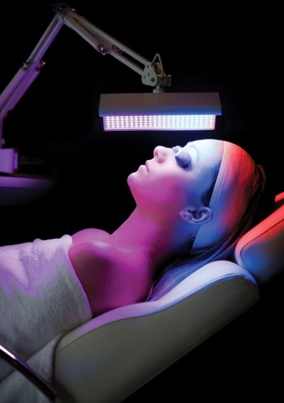 LED Phototherapy for Skin.