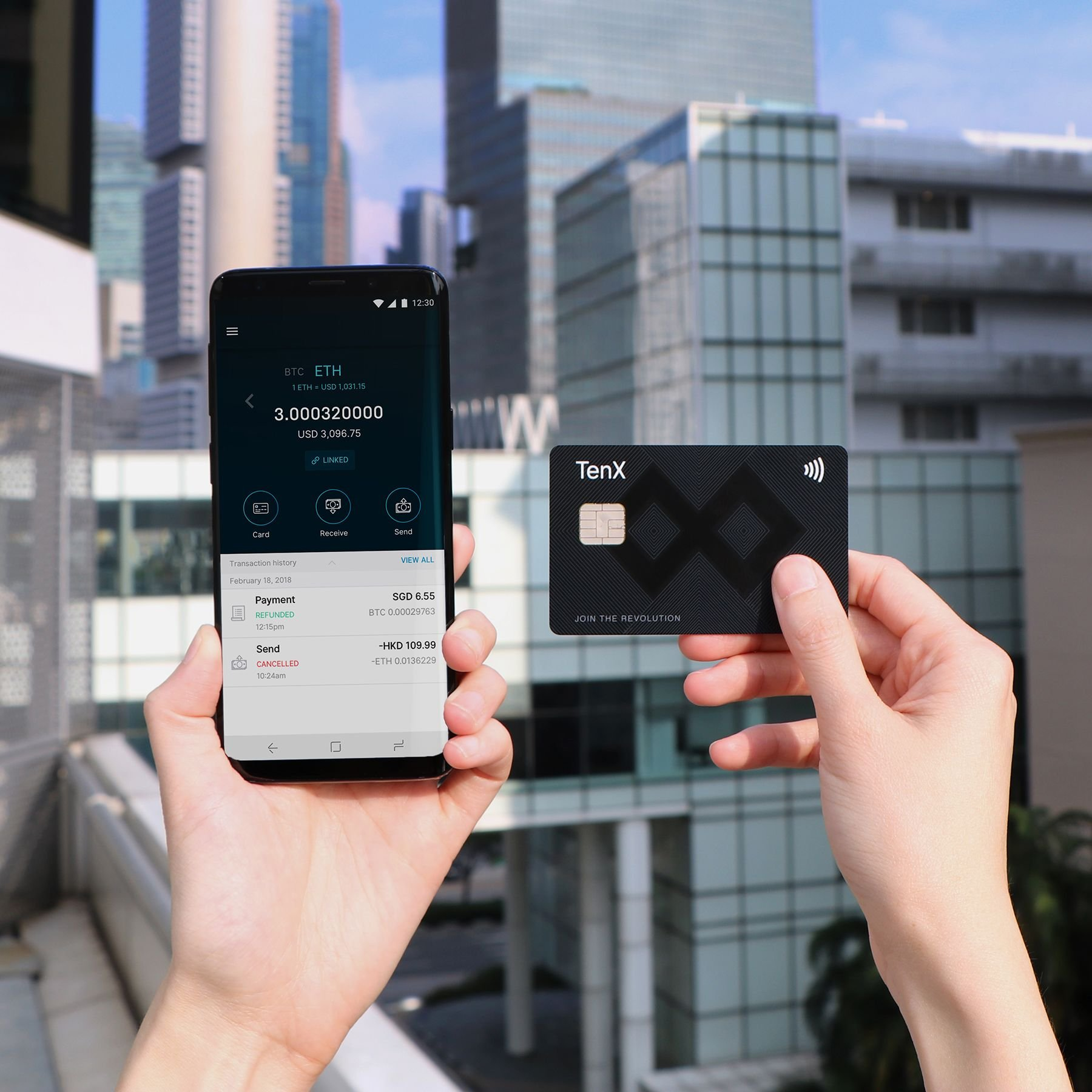 TenX Review: TenX Wallet & TenX Card