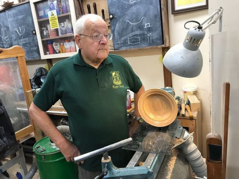 Rogers been busy at the workshop 18 September 2019