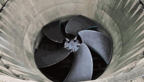 Tổng quan về tháp giải nhiệt công nghiệp và nguyên lý hoạt động
