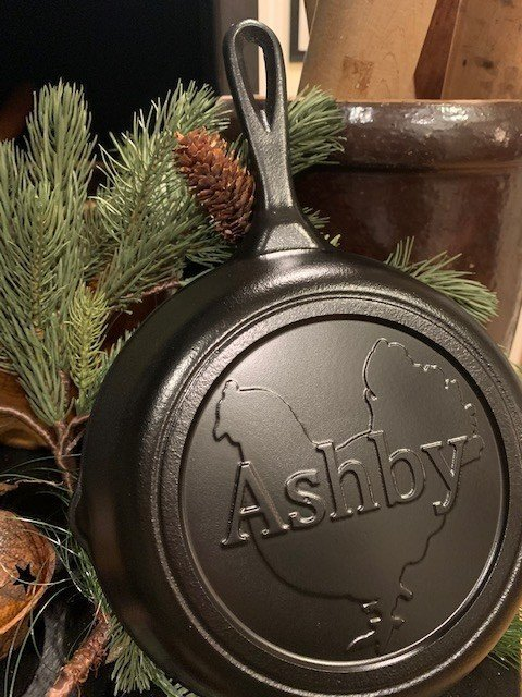 Cast iron creations-Black Decorative Finish