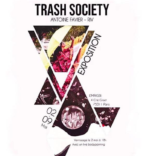 TRASH SOCIETY