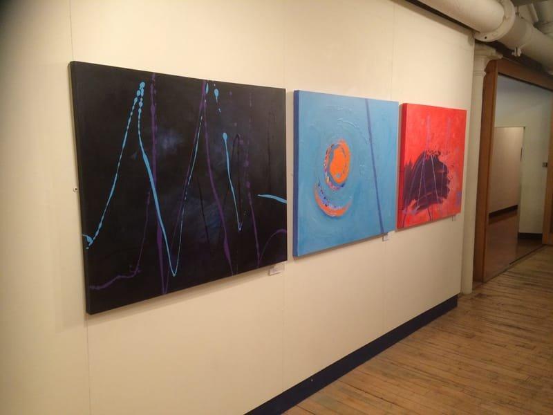 2017 Dean Clough Gallery, Halifax