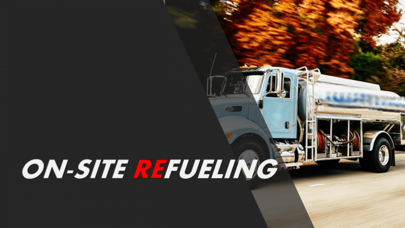 On-Site Fuel Service