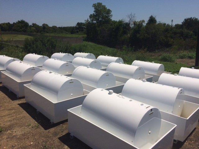 1000 Gal Fuel Storage Tank
