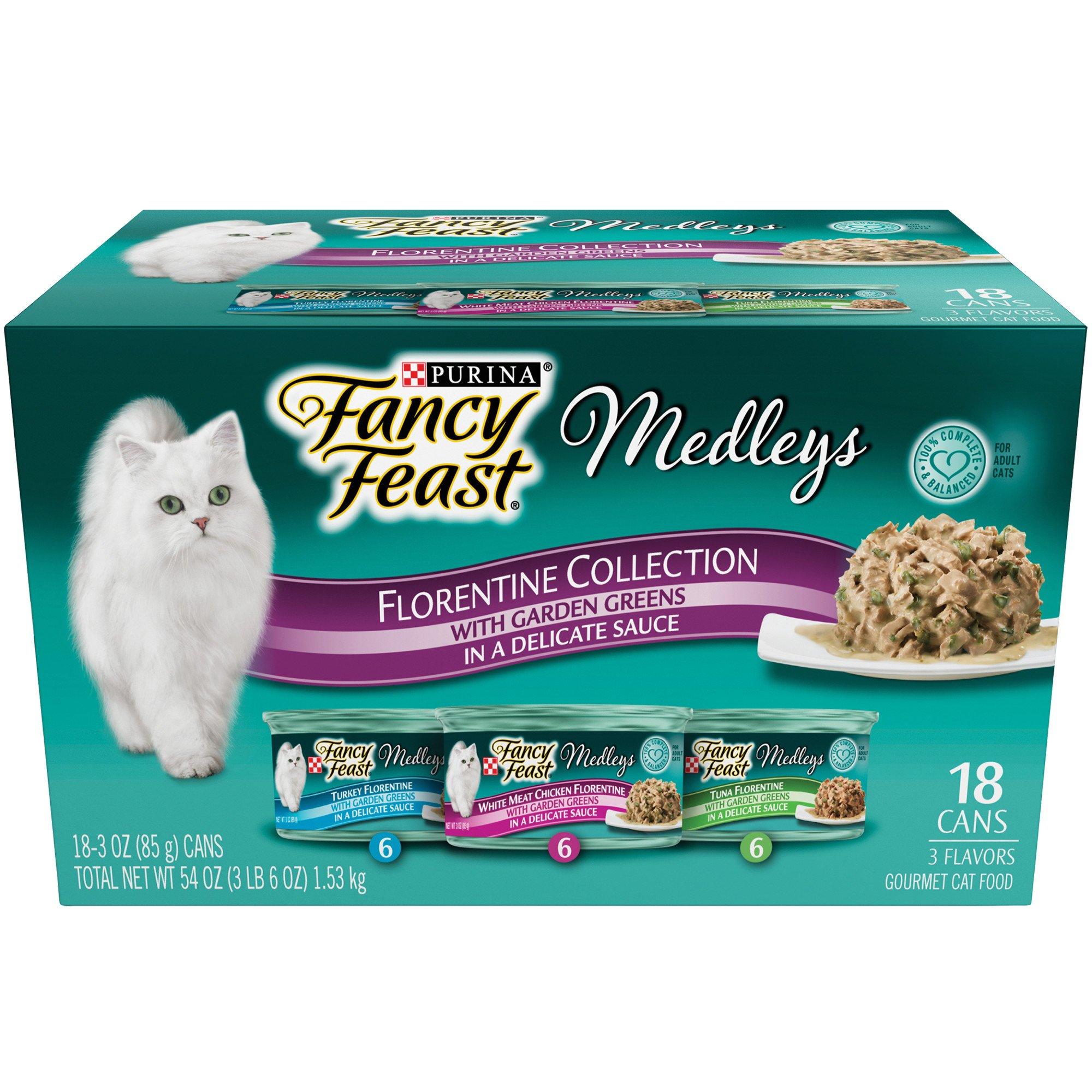 Fancy Feast Cat Food