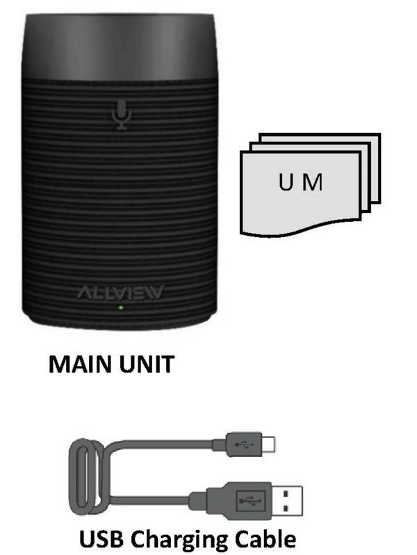 Portable Wi-Fi and BT Smart Speaker With Amazon Alexa, wifi speaker. alexa speaker