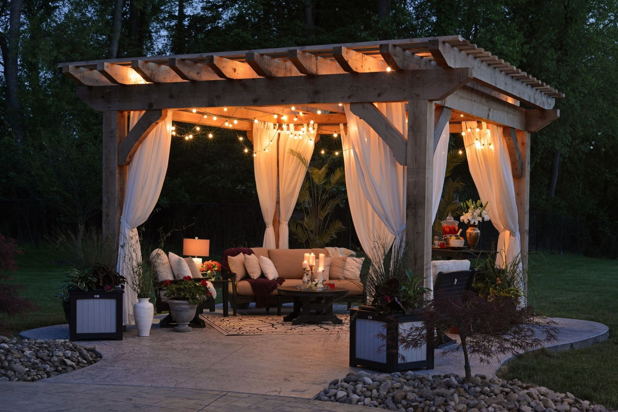 Best Plants For Patios And Decks Hills View Landscape Products