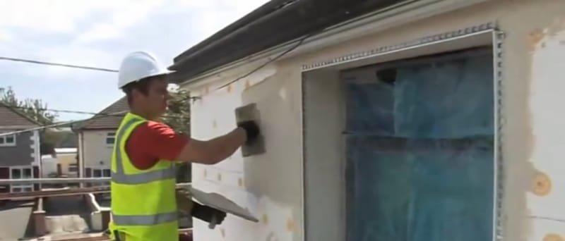 External Wall Insulation (EWI)