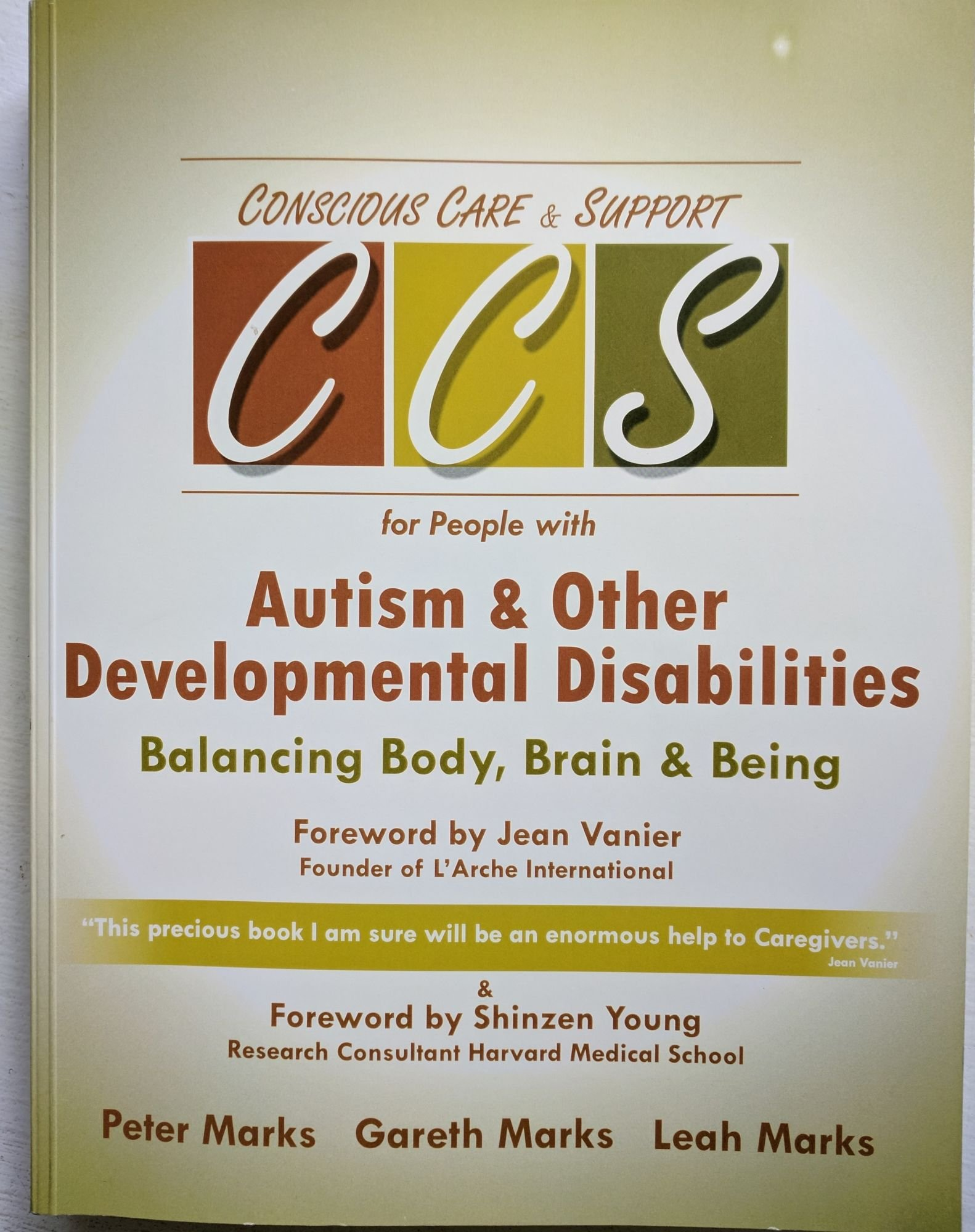 Book on Autism & Other Developmental Disabilities