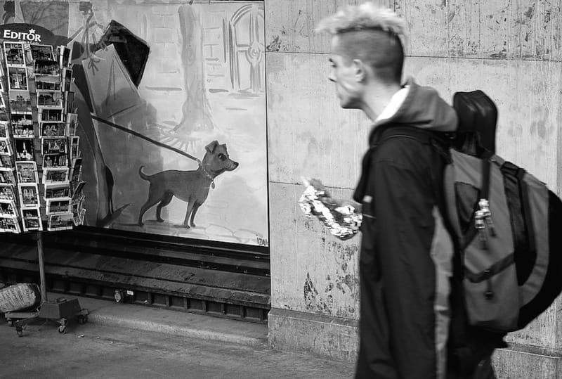 Paris 2007 © Yannick Doublet