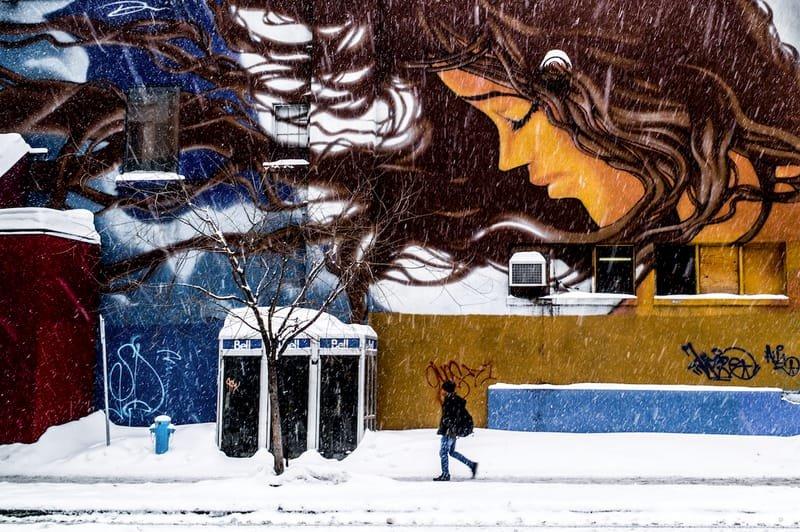Montréal 2016 © Yannick Doublet