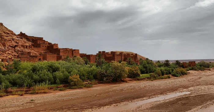 1 day trip from Marrakech to kasbah Ait Benhaddou