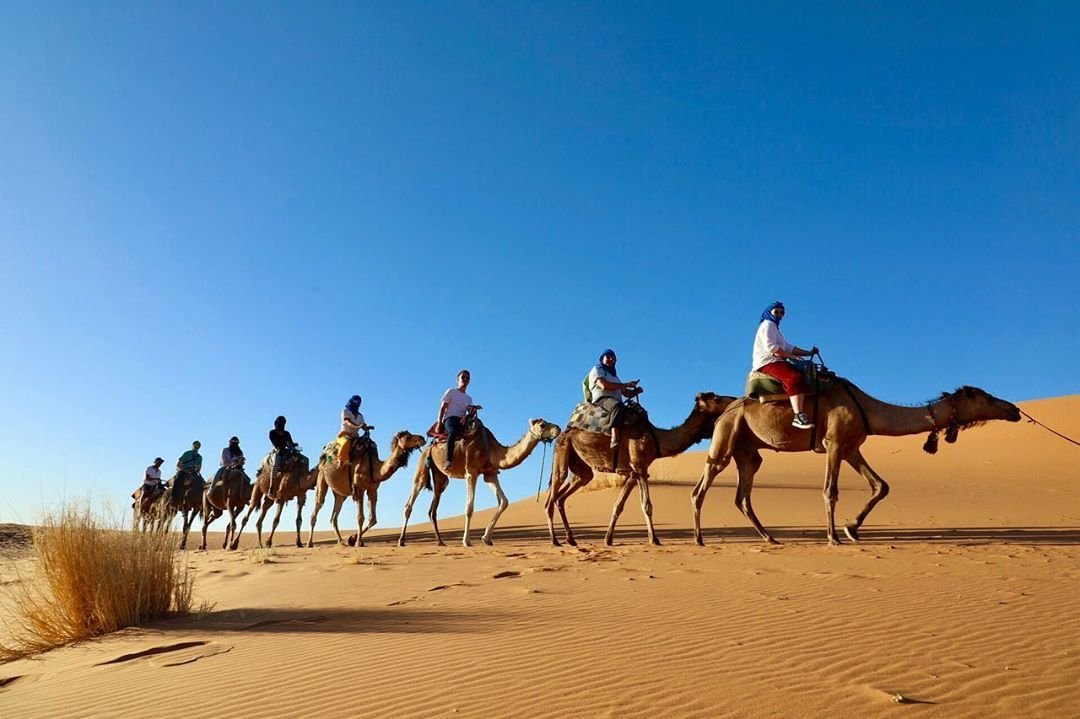 Sahara desert Morocco tour , 3 day tour from fes , fez