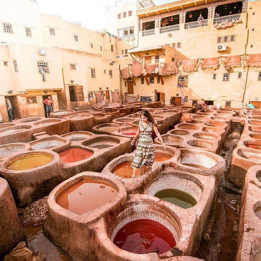 fez, fes, fes tanneries, fez morocco tour, 8 days tour, morocco, morocco luxury tour, 8 days tour from fes