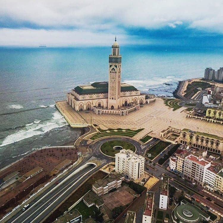 morocco tour, casablanca tours, hassan II mosque, visit morocco, 4 days tour from casablanca,