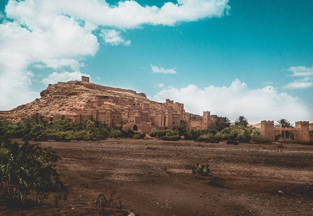4 days tour from marrakech to merzouga sahara desert, ait benhaddou