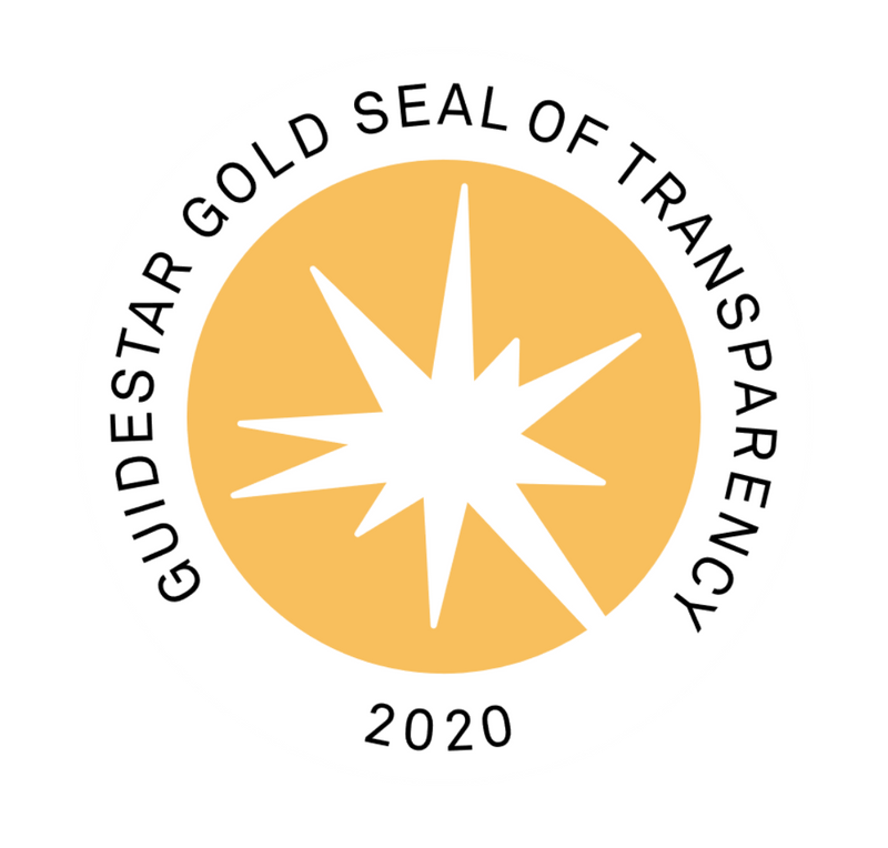 Goldstar Gold Seal of Transparency 2020