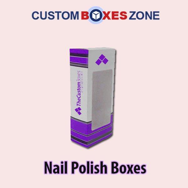 custom nail polish packaging