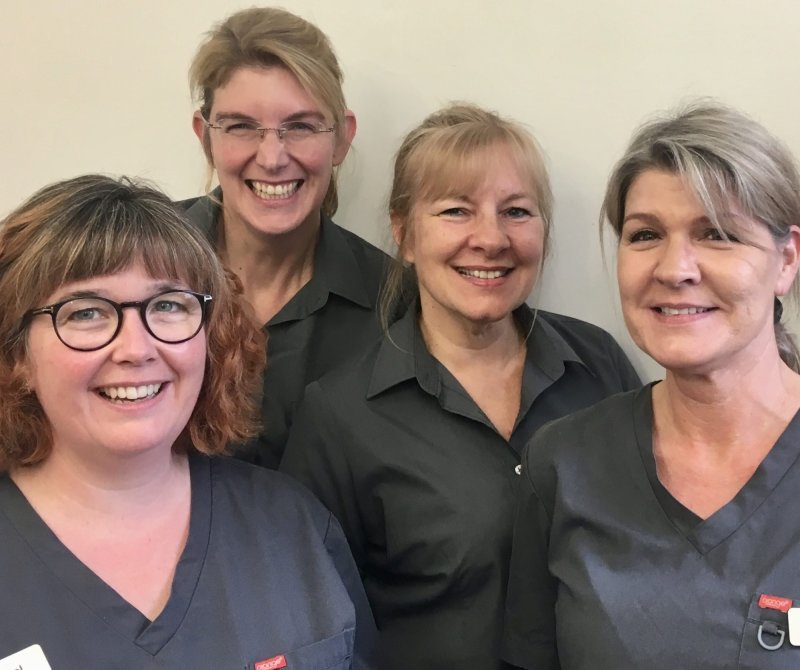 Meet the team at Market Place Dental